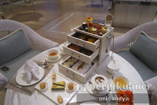 Foto 10 - Makanan di Peacock Lounge - Fairmont Jakarta oleh Anisa Adya