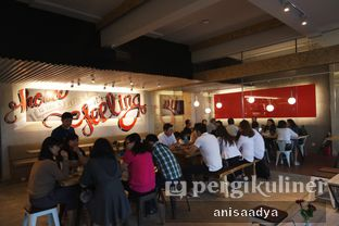 Foto review Home Brew Coffee & Eatery oleh Anisa Adya 14
