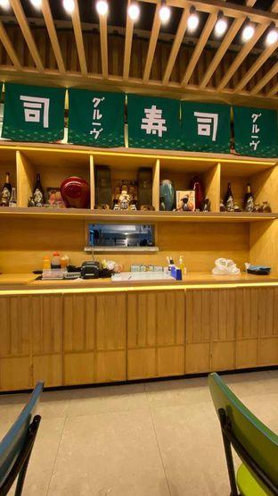 Foto 3 - Interior di Sushi Groove oleh mouthofindonesia