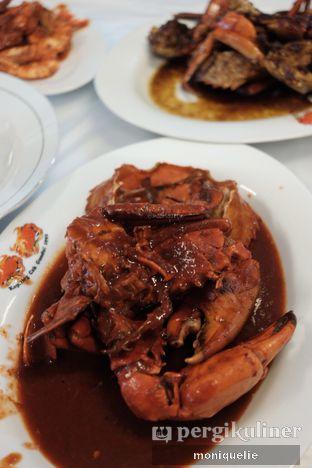 Foto 2 - Makanan(kepiting asam manis) di Kepiting Cak Gundul 1992 oleh Monique @mooniquelie @foodinsnap
