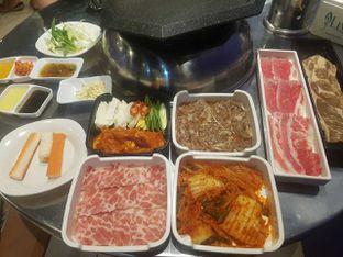 Foto 1 - Makanan di Oppa Korean BBQ oleh Baby angela