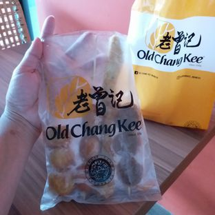 Foto review Old Chang Kee oleh Kuliner Limited Edition 7