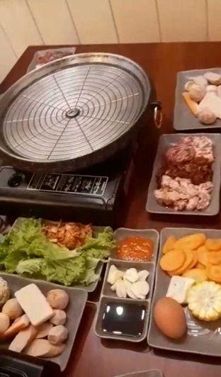 Foto - Makanan di Saranghaeyo BBQ oleh faronnabila