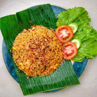 Foto 6 - Makanan di Nasi Uduk Meranti oleh om doyanjajan