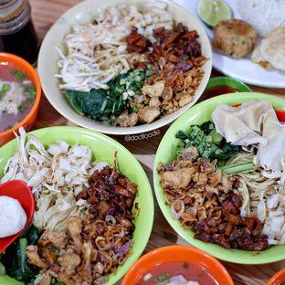 Foto 1 - Makanan di Bakmie Belawan Amin oleh Doctor Foodie
