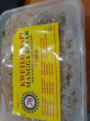 Foto review Kwetiaw Sapi Mangga Besar 78 oleh Lisaa ♡♡ 1