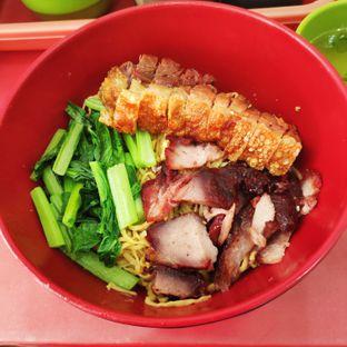 Foto - Makanan(Mie Campur Special) di Bakmi Ho Liaw oleh melisa_10