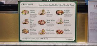 Foto 2 - Menu di Crunchaus Salads oleh Cressya Cesia A
