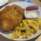Foto Fish & Chips (IDR 61k)  di Lurik Coffee & Kitchen