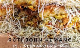 Roti John Kemang