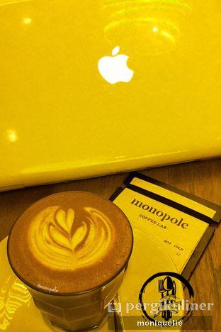 Foto 1 - Makanan(Hot chocolate) di Monopole Coffee Lab oleh Monique @mooniquelie @foodinsnap