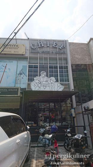 Foto review Chief Coffee oleh Jakartarandomeats 4