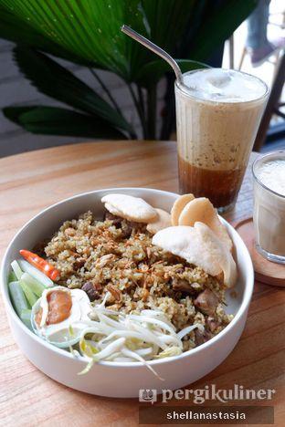 Foto 9 - Makanan(Nasi Goreng Rawon) di Bukan Ruang oleh Shella Anastasia