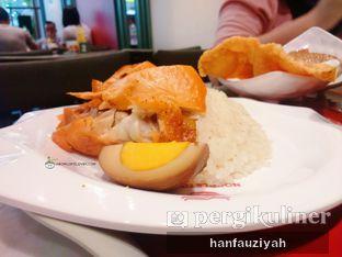 Foto 5 - Makanan(Nasi Hainan) di Noodle Town oleh Han Fauziyah