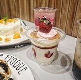 Foto Strawberry pancake jelly di Belle Epoque