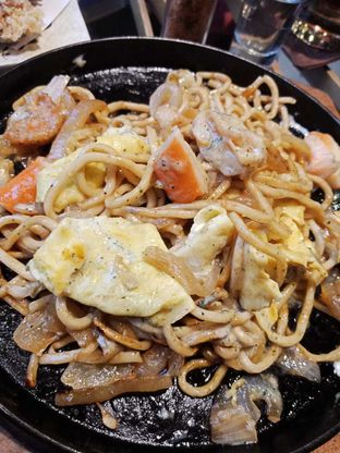 Foto 1 - Makanan(Modanyaki seafood) di Zenbu oleh Elena Kartika