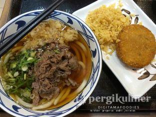 Foto 2 - Makanan di Marugame Udon oleh Andre Joesman