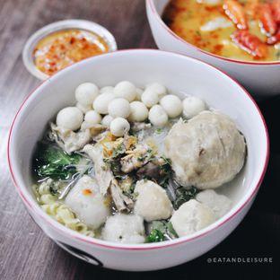 Foto 6 - Makanan di Baso Jewol Abah oleh Eat and Leisure