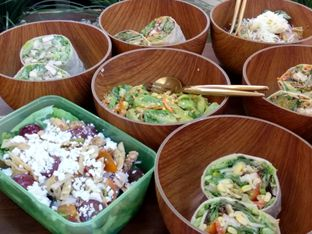 Foto 1 - Makanan di Crunchaus Salads oleh Ika Nurhayati