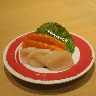 Foto 2 - Makanan di Genki Sushi oleh Astrid Wangarry