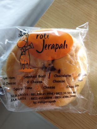 Foto review Roti J by Roti Jerapah oleh ig: @andriselly  2