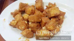 Foto 2 - Makanan(Tahu Goreng Telur Asin) di Imperial Kitchen & Dimsum oleh Diana Sandra