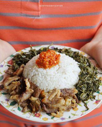Foto Makanan di Se'i Sapi Kana