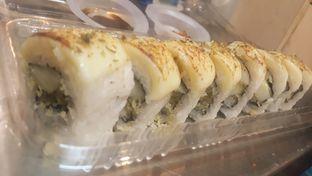 Foto review Jikasei Sushi oleh snack video 1