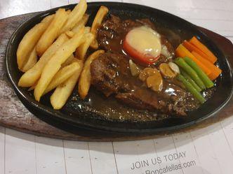 Foto Makanan di Boncafe