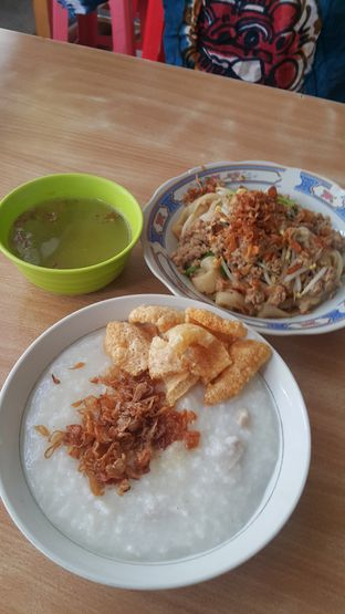 Foto 3 - Makanan di Bakmi Bangka Afu oleh Chintya huang