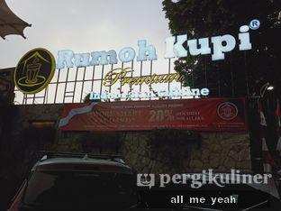 Foto 7 - Eksterior di Rumoh Kupi Premium oleh Gregorius Bayu Aji Wibisono
