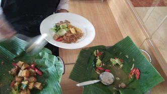 Foto Makanan di Krakatau Restaurant - Hotel Santika