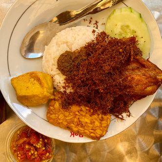 Foto Makanan di Nasi Bebek Pak Janggut