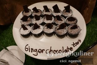Foto review La Brasserie - Le Meridien Hotel oleh Sherlly Anatasia @cici_ngemil 6