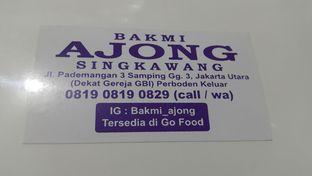 Foto 1 - Makanan di Bakmi Ajong Singkawang oleh Stefy Tan