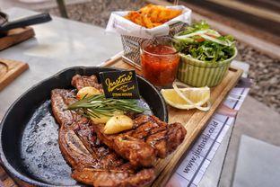Foto 2 - Makanan(US Prime Short Ribs Steak) di Justus Steakhouse oleh Fadhlur Rohman