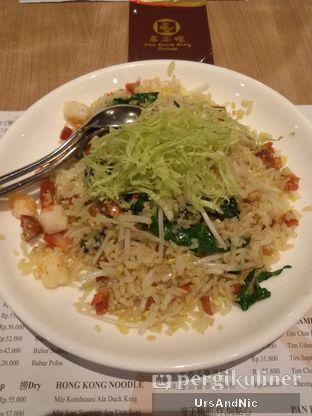 Foto 1 - Makanan(Nasi goreng Yang Chow) di The Duck King oleh UrsAndNic