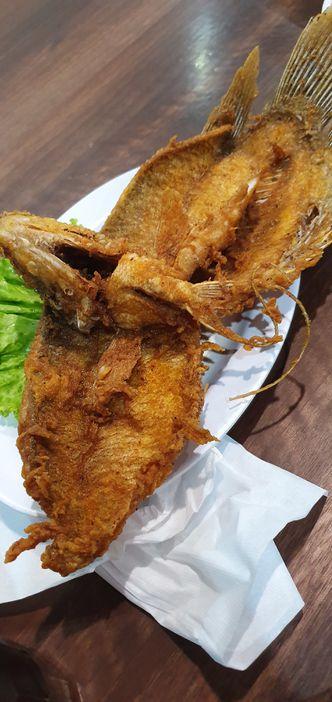 Foto Makanan di Seafood Aroma