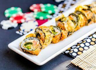 Unik, 7 Jenis Sushi Asal Jepang Ini Justru Punya Nama Kota-kota di Amerika