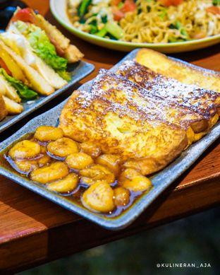 Foto 2 - Makanan(Banana Caramel French Toast) di Kedai Hemat oleh @kulineran_aja