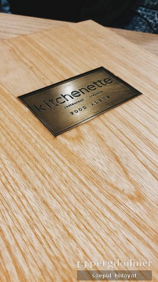 Foto 7 - Menu(Buku menu) di Kitchenette oleh Saepul Hidayat