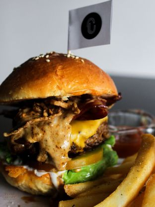 Foto review Cultivate oleh Christine Lie #FoodCraverID 5