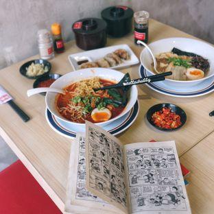 Foto 1 - Makanan di Fufu Ramen oleh Stellachubby