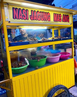 Foto 2 - Interior di Nasi Jagung Mas Ang oleh denise elysia