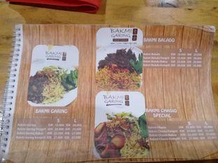 Foto 2 - Menu di Vegetarian Bakmie Garing H-P (Hot Pedas) oleh Kaleejah