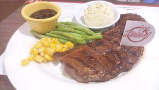 Foto 2 - Makanan(Tanderloin steak) di Holycow! STEAKHOUSE by Chef Afit oleh Mita  hardiani