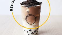 Rich Choco + Oreo + Boba, menu rekomendasi di Whey To Go