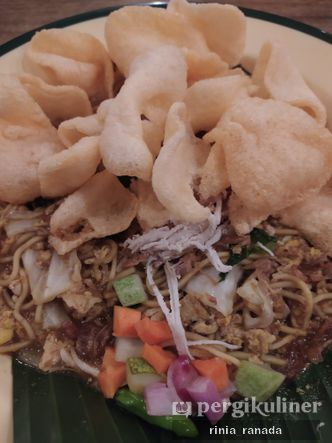 Foto Makanan di Gerobak Betawi