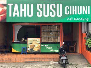 Foto review Tahu Susu Cihuni oleh Prido ZH 3