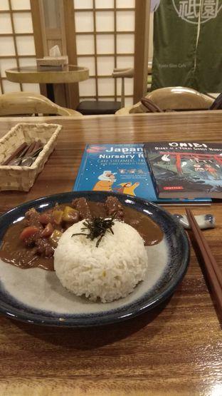 Foto 1 - Makanan(Chicken Katsu Curry) di Kyoto Gion Cafe oleh Farhan Muhamad Ryan